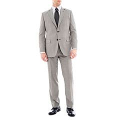 Stafford® Mini Houndstooth Suit Separates - Classic