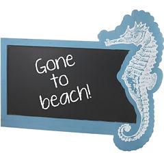 Seahorse Chalkboard