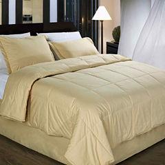 Cottonloft® Cotton Filled Medium Warmth Down-Alternative Comforter