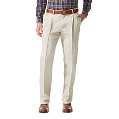 Dockers® D3 Comfort Classic-Fit Pleated Khaki Pants
