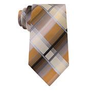 Van Heusen® Shaded Plaid Silk Tie