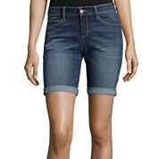 Arizona Roll-Cuff Bermuda Shorts