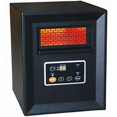 Comfort Glow Compact Quartz Heater