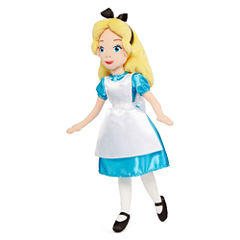 Disney Collection Alice Soft Doll