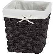 Creative Bath™ Chunky Weave Wastebasket