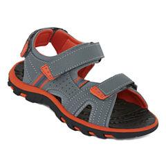 Arizona Jayce Boys Strap Sandals - Little Kids