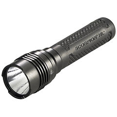 Streamlight Scorpion High Lumen Tactical Handheld Lithium Power  Flashlight