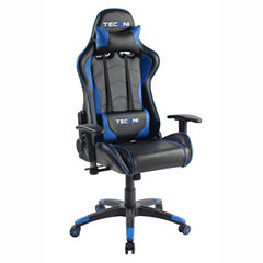 RTA Products LLC Techni Sport Ts-4800 Ergonomic High Back Computer Racing Gaming Chair