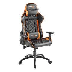 RTA Products LLC Techni Sport Ts-5000 Ergonomic High Back Computer Racing Gaming Chair