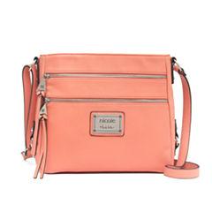 nicole By Nicole Miller Amber Crossbody Bag