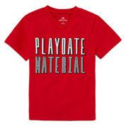 Okie Dokie Boys Short-Sleeve T-Shirt - Toddler 2T-5T
