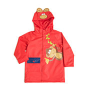 Wippete 100 Boys Raincoat-Preschool