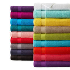 JCPenney Home™ Solid Bath Towels