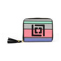 Liz Claiborne Echo Small Zip Around Wallet