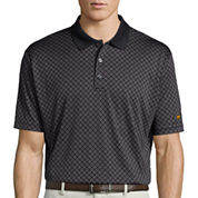 Jack Nicklaus® Short-Sleeve Harbour Town Geo-Print Performance Polo