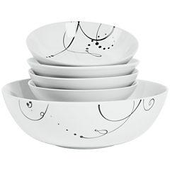 Tabletops Gallery® Pescara 5-pc. Pasta Set