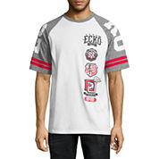 Ecko Unltd Short Sleeve Crew Neck T-Shirt