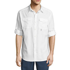 Columbia Button-Front Shirt