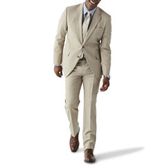 Stafford® Travel Sharkskin Suit Separates - Classic Fit