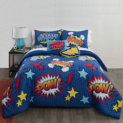 JCPenney Home™ Comic Comforter Set & Accessories