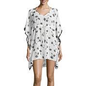 Arizona Pattern Chiffon Dress Juniors