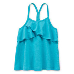 Okie Dokie Tank Top - Toddler Girls