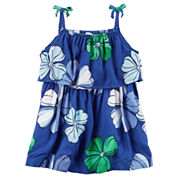 Carter's Sleeveless Dress Set - Baby