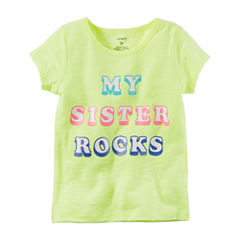 Carter's Graphic T-Shirt - Preschool Girls