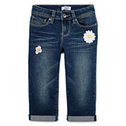 Ymi Denim Capris - Big Kid Girls