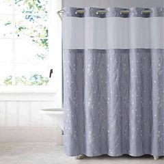 Hookless Cherry Bloom Shower Curtain