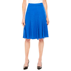 Sag Harbor Flared Skirt