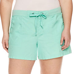 a.n.a Soft Shorts-Plus
