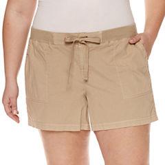 a.n.a Soft Shorts-Plus