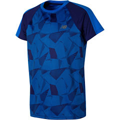 New Balance Graphic T-Shirt-Preschool Boys