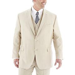 JF J. Ferrar® Shimmer Shark Suit Jacket–Big & Tall