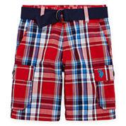 U.S. Polo Assn.® Cargo Shorts - Preschool Boys 4-7