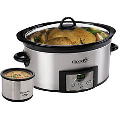 Crock-Pot® 6-Qt. Slow Cooker & Little Dipper™