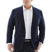 Stafford® Signature Cotton Sport Coat–Big & Tall