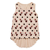 Disney Minnie Mouse Minnie Mouse Tank Top - Big Kid Girls
