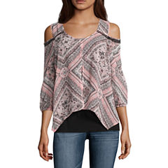 Alyx Cold Shoulder Top