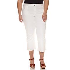 a.n.a Cropped Pants-Plus
