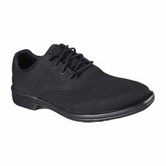 Skechers Walson Mens Oxford Shoes