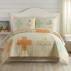 Makers Collective Bonnie Christine Hillside Springs Quilt Set