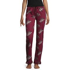 Knit Pajama Pants-Juniors