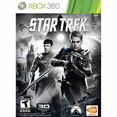 Star Trek Video Game-XBox 360