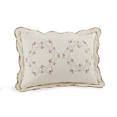 Modern Heirloom Felisa Standard Pillow Sham