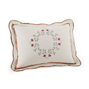 Peking Handicraft Angela Standard Pillow Sham