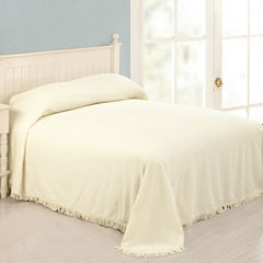 Modern Heirloom Chenille Bedspread