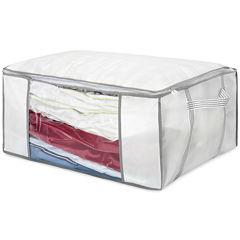 Whitmor Spacemaker White Vacuum Storage Bag