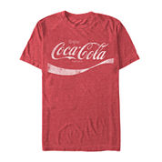 Simple Coke Short-Sleeve Tee